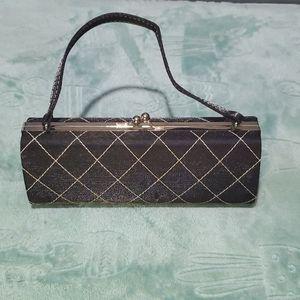 Cylinder Clutch Bag